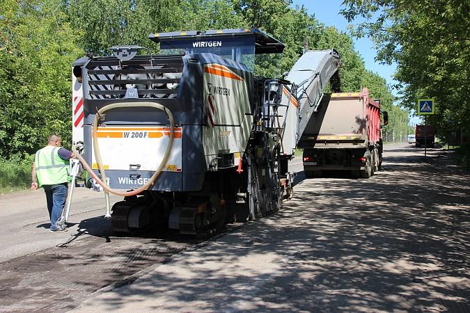 В Кинешме второй этап ремонта дорог начали с ул. Ивана Виноградова фото 4