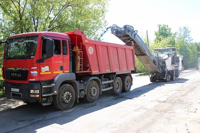 В Кинешме второй этап ремонта дорог начали с ул. Ивана Виноградова фото 5