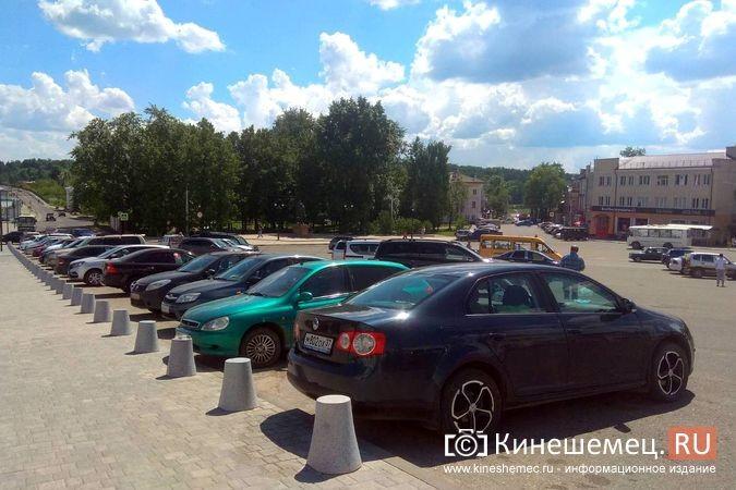 В Кинешме штрафы за парковку на пл.Революции будет автоматически «выписывать» система «Паркон» фото 2