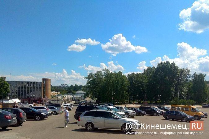 В Кинешме штрафы за парковку на пл.Революции будет автоматически «выписывать» система «Паркон» фото 3