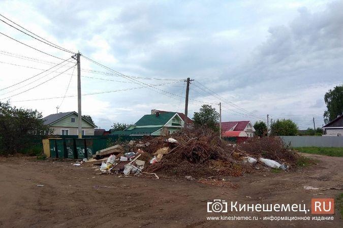 У девятиэтажки по ул.Бойцова выросла огромная несанкционированная свалка фото 8