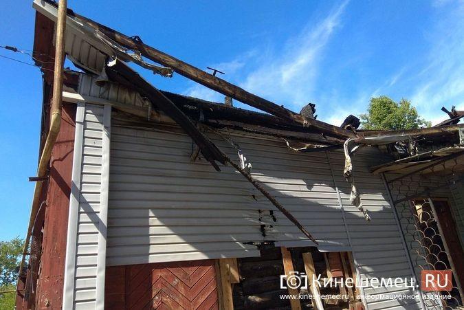 Жители с ул.Веснина в «Озерках» требуют сноса развалин на месте сгоревшего швейного цеха фото 8