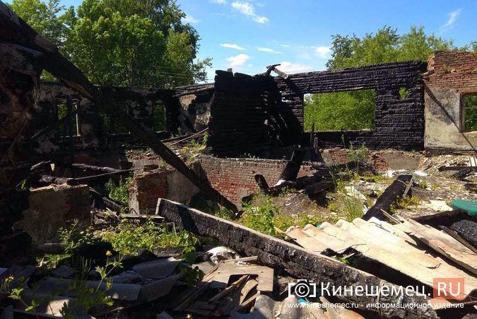 Жители с ул.Веснина в «Озерках» требуют сноса развалин на месте сгоревшего швейного цеха фото 6