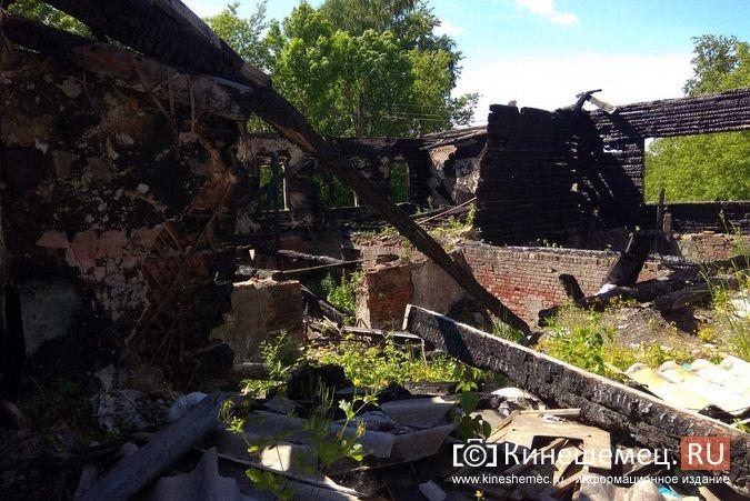 Жители с ул.Веснина в «Озерках» требуют сноса развалин на месте сгоревшего швейного цеха фото 7