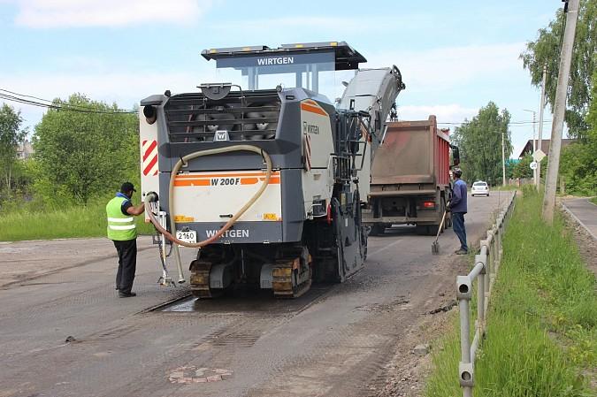 В Кинешме приступили к ремонту дороги на ул. Желябова и Наволокской фото 3