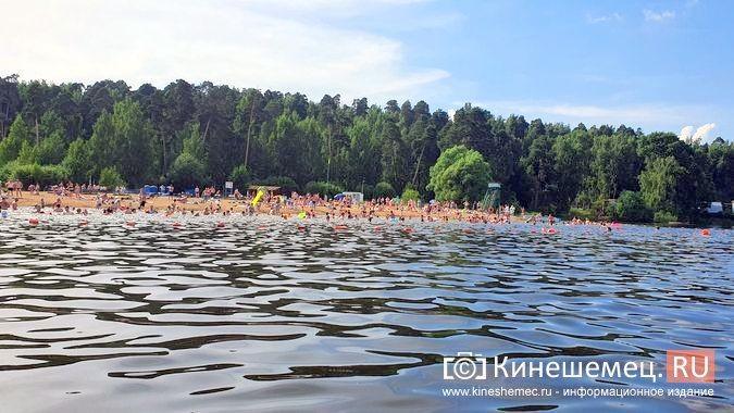 На центральном пляже Кинешмы утонул подросток фото 2