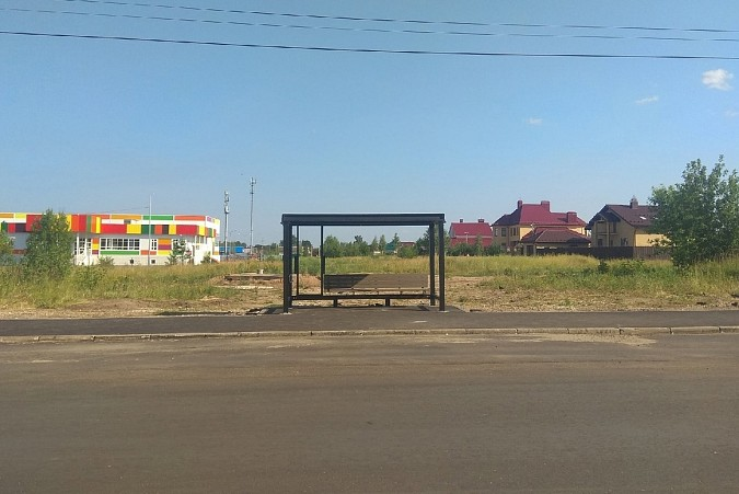 Новый тротуар на улице Гагарина должны обустроить к сентябрю фото 4