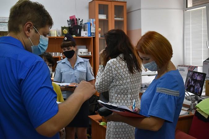 Швейные производства Кинешмы проверили на соблюдение регламентов профилактики COVID-19 фото 3