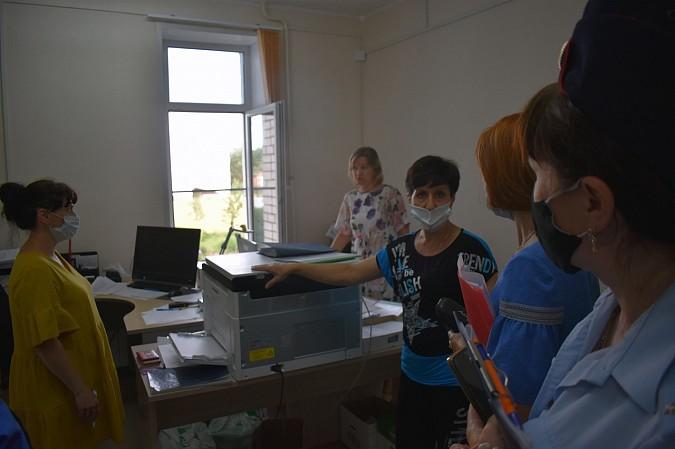 Швейные производства Кинешмы проверили на соблюдение регламентов профилактики COVID-19 фото 2