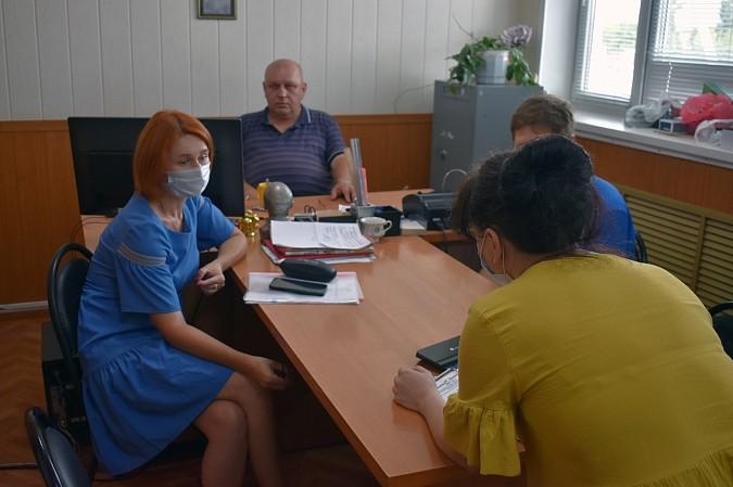 Швейные производства Кинешмы проверили на соблюдение регламентов профилактики COVID-19 фото 5