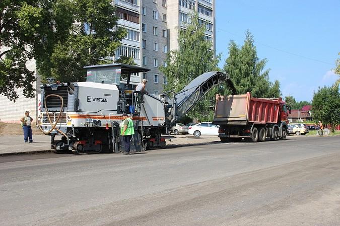 В Кинешме дорожники приступили к фрезерованию дороги по ул. Красноветкинской фото 5