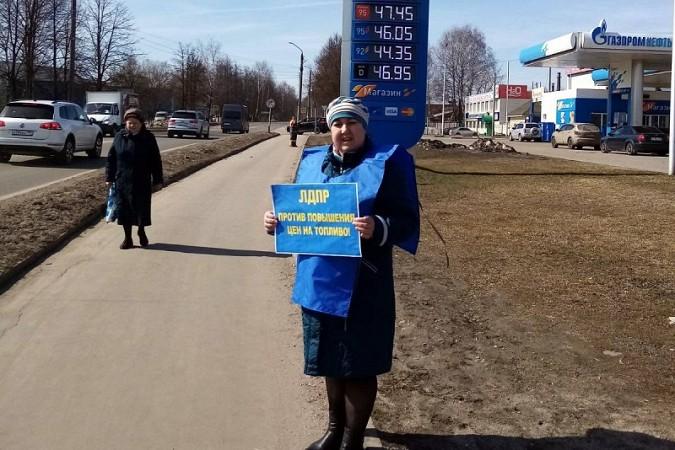 ЛДПР выдвинула Светлану Анисимову на дополнительных выборах в Кинешемскую думу фото 2
