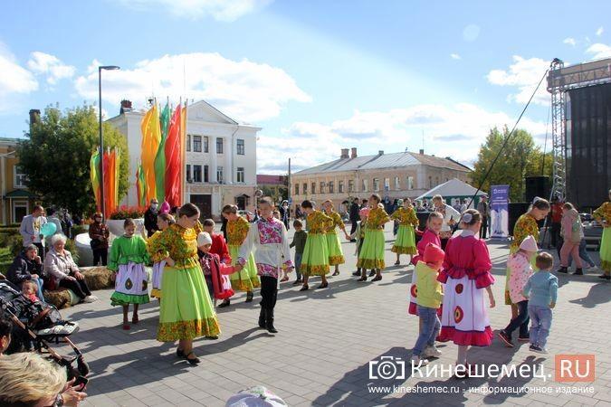 Кинешма отметила праздник Волжского бульвара фото 14