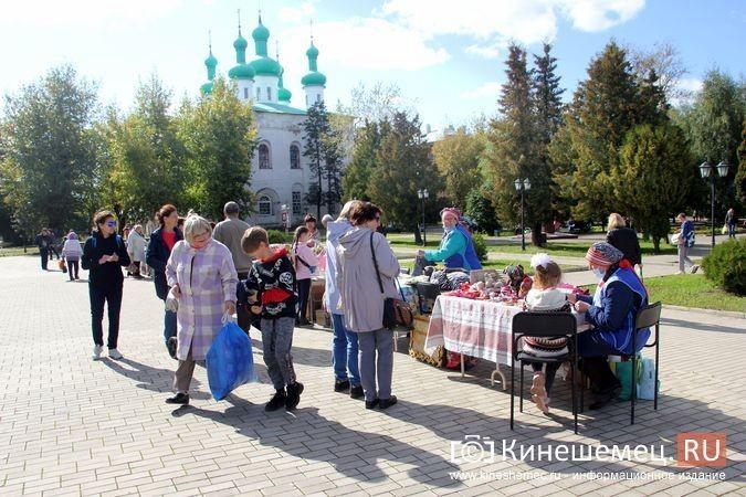 Кинешма отметила праздник Волжского бульвара фото 2