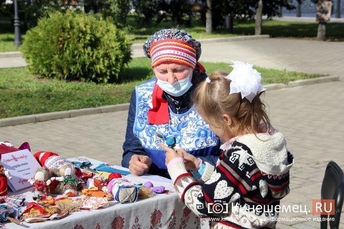 Кинешма отметила праздник Волжского бульвара фото 3