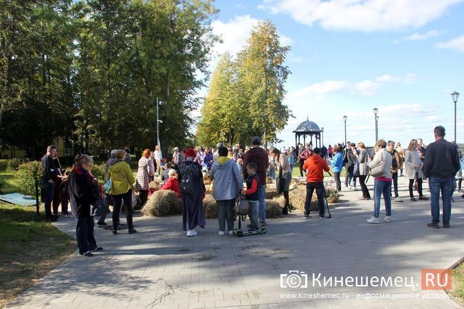 Кинешма отметила праздник Волжского бульвара фото 25