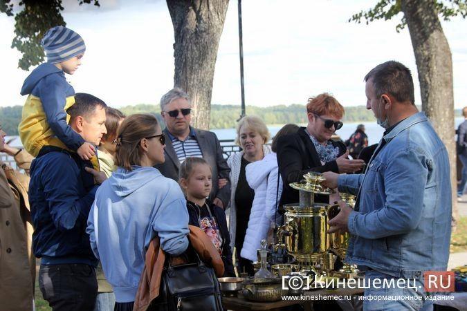 Кинешма отметила праздник Волжского бульвара фото 28