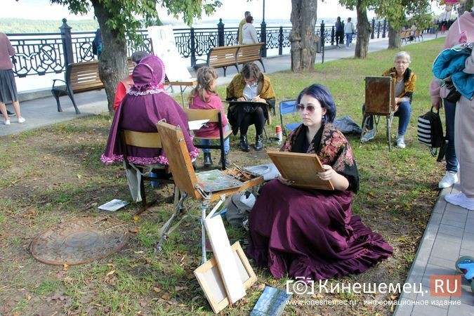 Кинешма отметила праздник Волжского бульвара фото 8