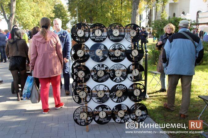 Кинешма отметила праздник Волжского бульвара фото 26