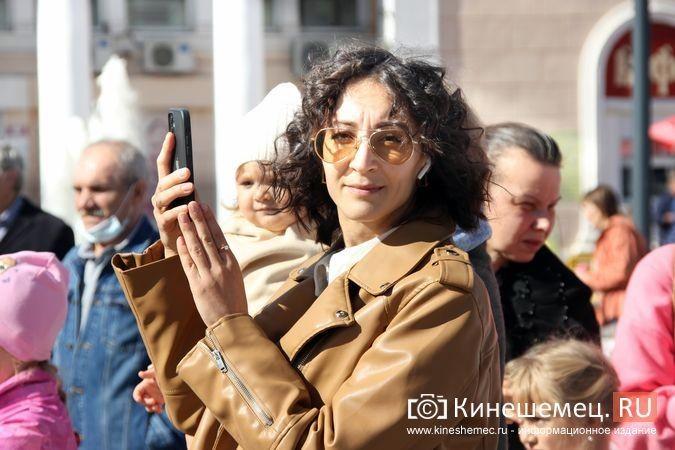 Кинешма отметила праздник Волжского бульвара фото 18