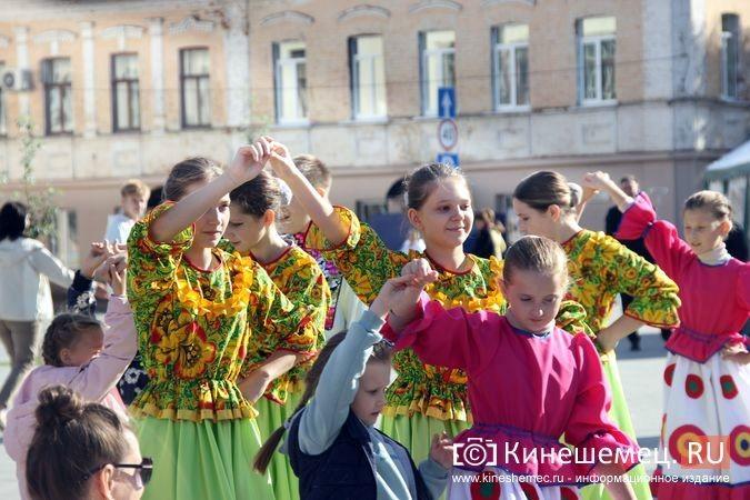 Кинешма отметила праздник Волжского бульвара фото 34