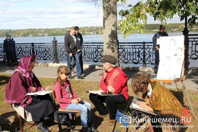 Кинешма отметила праздник Волжского бульвара фото 9