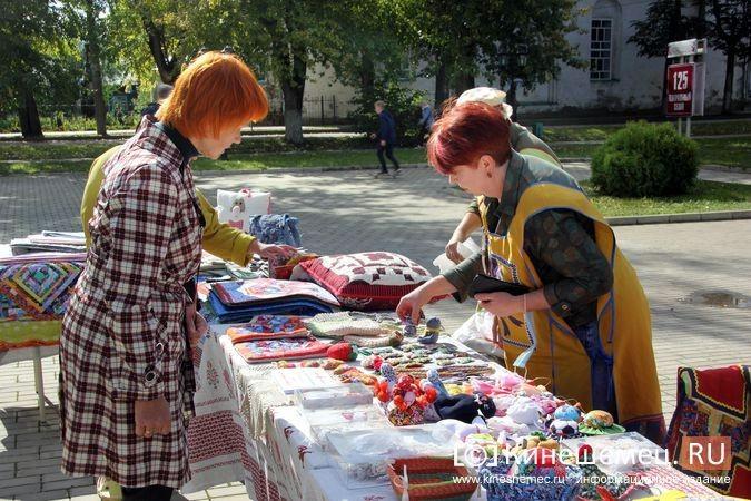 Кинешма отметила праздник Волжского бульвара фото 5