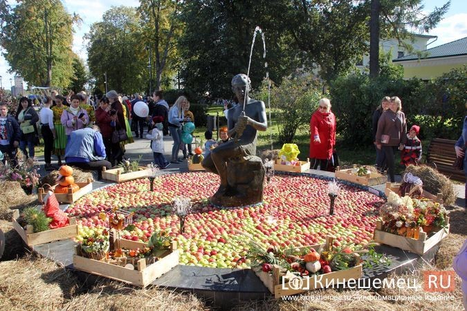 Кинешма отметила праздник Волжского бульвара фото 23
