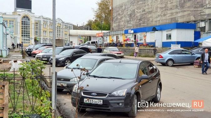 К приезду губернатора в Кинешме показали, что с парковками все отлично фото 3