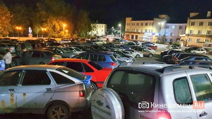 К приезду губернатора в Кинешме показали, что с парковками все отлично фото 4