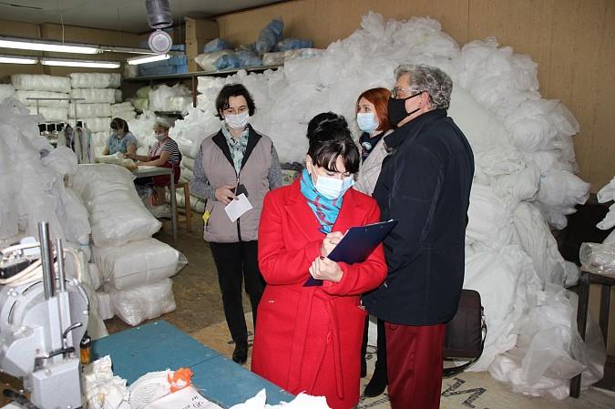 За несоблюдение антиковидных мер в Кинешме приостановлена деятельность текстильного предприятия фото 5