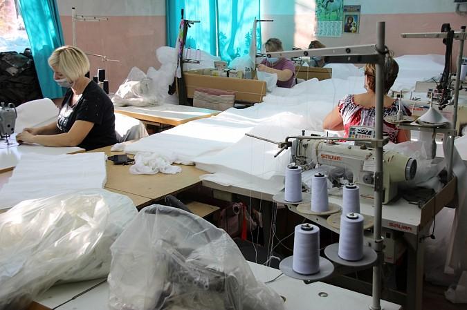 За несоблюдение антиковидных мер в Кинешме приостановлена деятельность текстильного предприятия фото 2