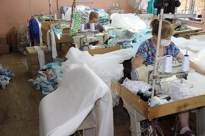 За несоблюдение антиковидных мер в Кинешме приостановлена деятельность текстильного предприятия фото 3