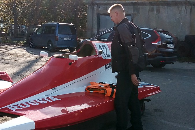 Кинешемец взял «бронзу» на Кубке Тверской области по водно-моторному спорту фото 6