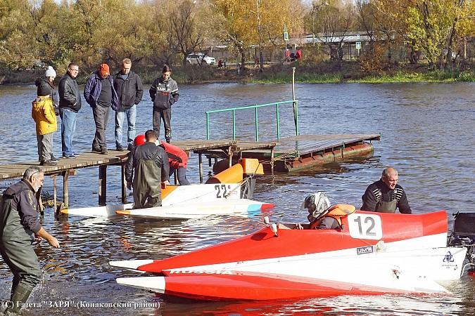 Кинешемец взял «бронзу» на Кубке Тверской области по водно-моторному спорту фото 15