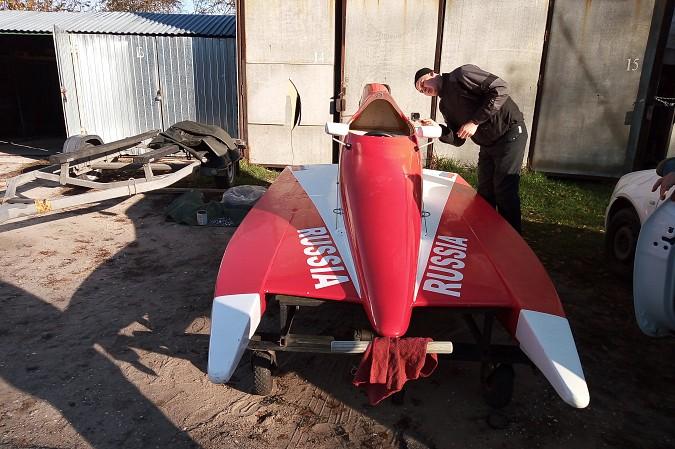 Кинешемец взял «бронзу» на Кубке Тверской области по водно-моторному спорту фото 4