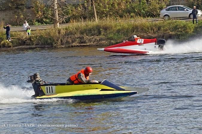 Кинешемец взял «бронзу» на Кубке Тверской области по водно-моторному спорту фото 16