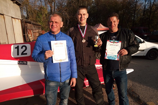 Кинешемец взял «бронзу» на Кубке Тверской области по водно-моторному спорту фото 17
