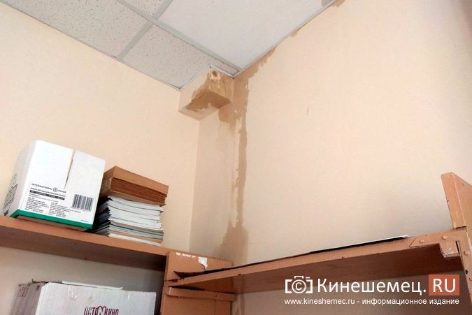 Вторые сутки Кинешемскую организацию Всероссийского общества слепых заливает канализация фото 5