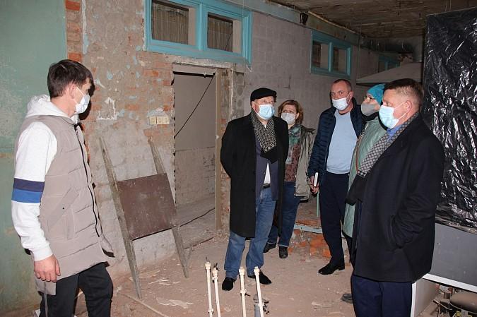 В Кинешме приступили к ремонту детского сада №46 с трещинами в стенах фото 3
