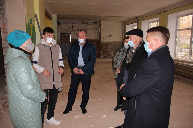 В Кинешме приступили к ремонту детского сада №46 с трещинами в стенах фото 2