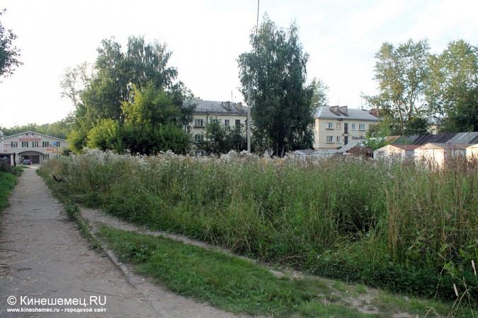 Память о погибших кинешемцах заросла травой фото 8