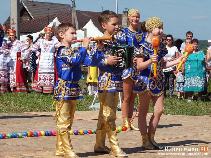 В Ивановской области пела и плясала широкая ярмарка фото 38