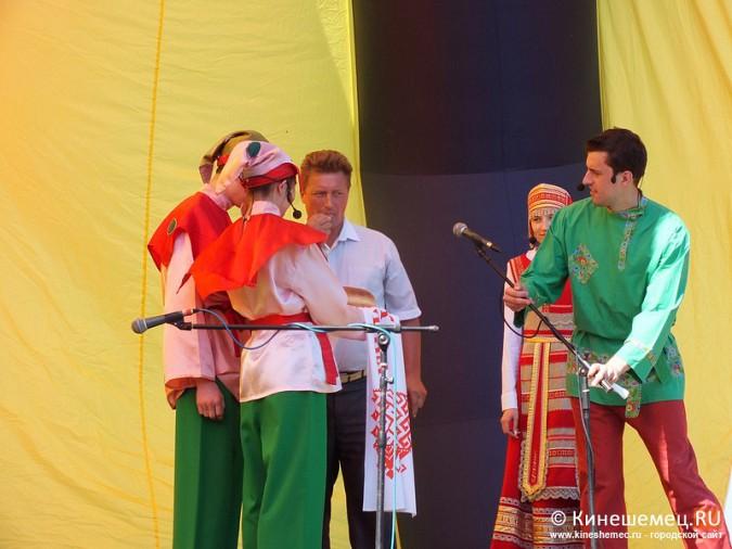 В Ивановской области пела и плясала широкая ярмарка фото 32