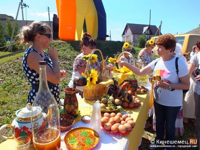 В Ивановской области пела и плясала широкая ярмарка фото 14
