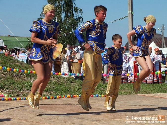 В Ивановской области пела и плясала широкая ярмарка фото 39