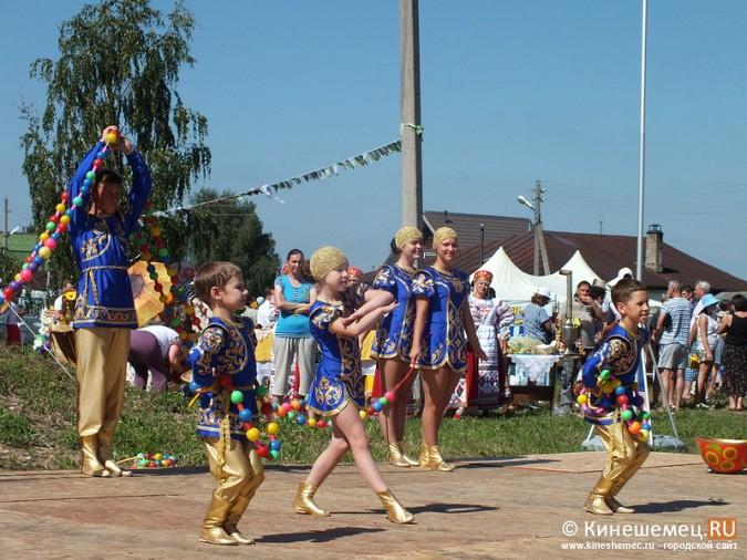 В Ивановской области пела и плясала широкая ярмарка фото 36