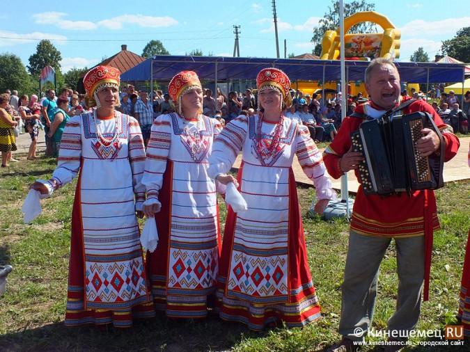 В Ивановской области пела и плясала широкая ярмарка фото 40