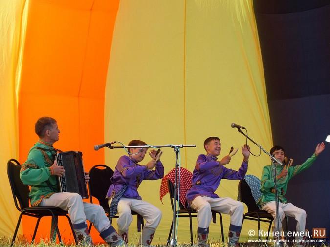 В Ивановской области пела и плясала широкая ярмарка фото 31