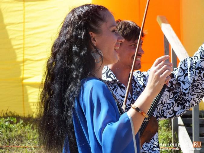 В Ивановской области пела и плясала широкая ярмарка фото 51